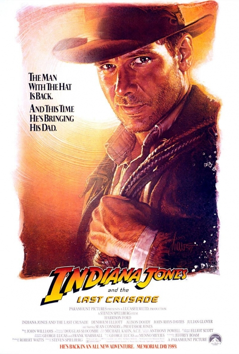 Indiana Jones & the Last Crusade