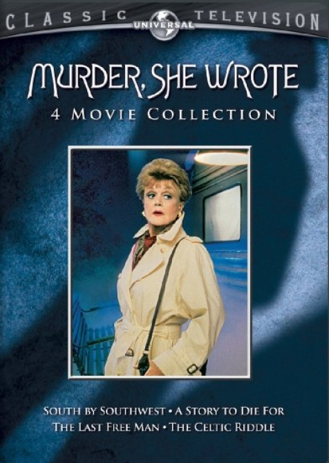Murder She Wrote: The Celtic Riddle